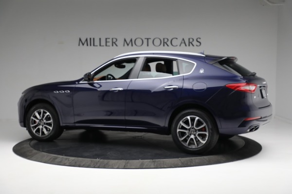 New 2020 Maserati Levante Q4 for sale Sold at Maserati of Greenwich in Greenwich CT 06830 5