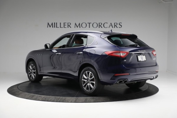 New 2020 Maserati Levante Q4 for sale Sold at Maserati of Greenwich in Greenwich CT 06830 6