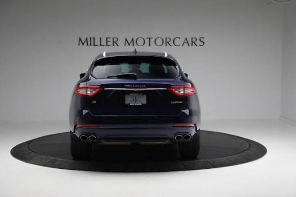 New 2020 Maserati Levante Q4 for sale Sold at Maserati of Greenwich in Greenwich CT 06830 7