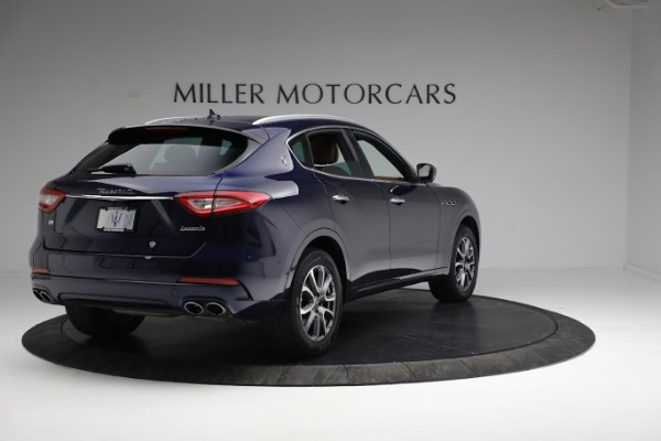 New 2020 Maserati Levante Q4 for sale Sold at Maserati of Greenwich in Greenwich CT 06830 8