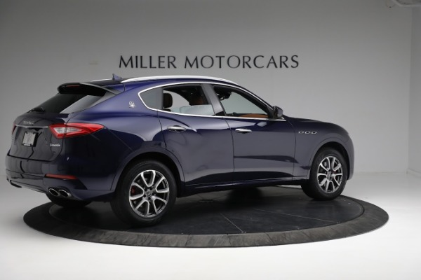 New 2020 Maserati Levante Q4 for sale Sold at Maserati of Greenwich in Greenwich CT 06830 9
