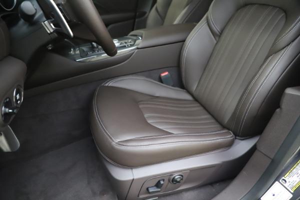 New 2020 Maserati Levante Q4 GranLusso for sale $87,885 at Maserati of Greenwich in Greenwich CT 06830 15