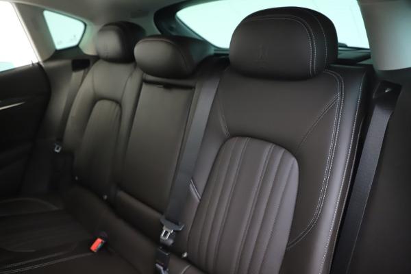 New 2020 Maserati Levante Q4 GranLusso for sale $87,885 at Maserati of Greenwich in Greenwich CT 06830 18