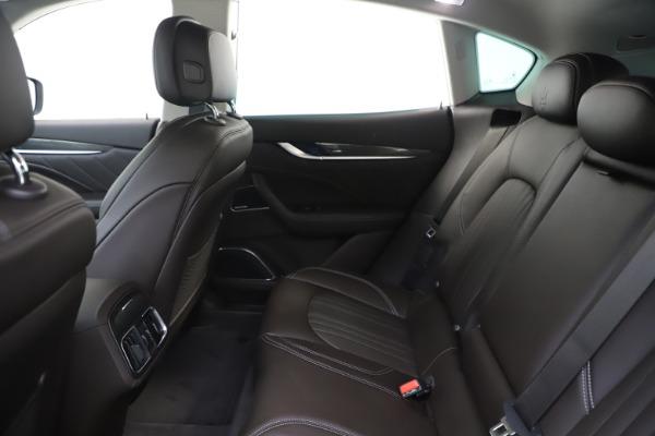 New 2020 Maserati Levante Q4 GranLusso for sale $87,885 at Maserati of Greenwich in Greenwich CT 06830 19