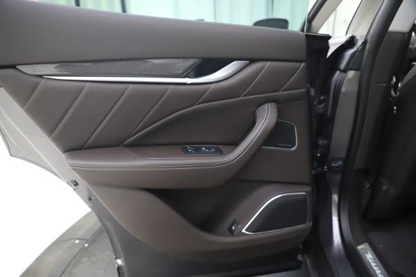 New 2020 Maserati Levante Q4 GranLusso for sale $87,885 at Maserati of Greenwich in Greenwich CT 06830 21