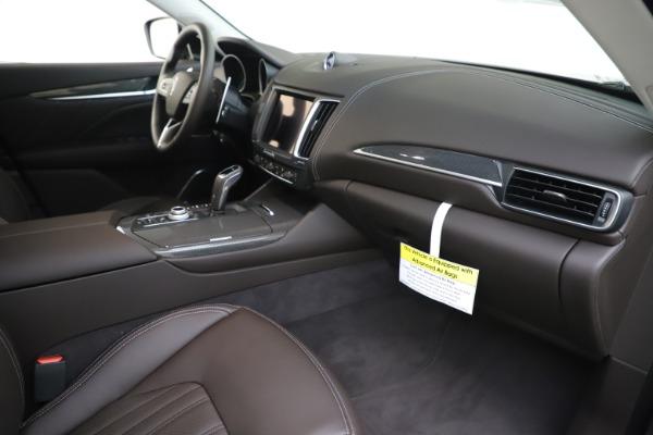 New 2020 Maserati Levante Q4 GranLusso for sale $87,885 at Maserati of Greenwich in Greenwich CT 06830 22