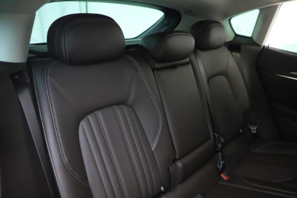 New 2020 Maserati Levante Q4 GranLusso for sale $87,885 at Maserati of Greenwich in Greenwich CT 06830 26