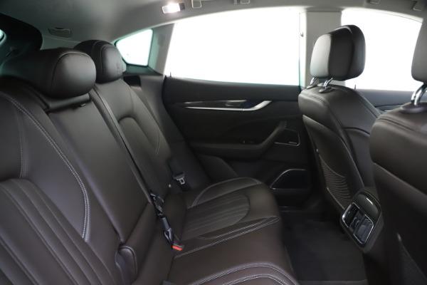New 2020 Maserati Levante Q4 GranLusso for sale $87,885 at Maserati of Greenwich in Greenwich CT 06830 27