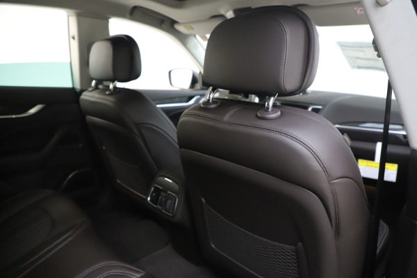 New 2020 Maserati Levante Q4 GranLusso for sale $87,885 at Maserati of Greenwich in Greenwich CT 06830 28