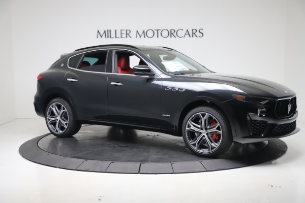New 2020 Maserati Levante S Q4 GranSport for sale $103,585 at Maserati of Greenwich in Greenwich CT 06830 10