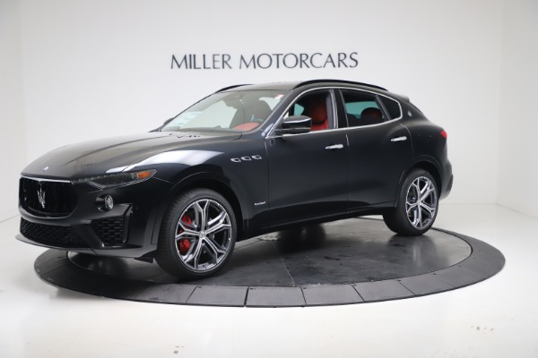 New 2020 Maserati Levante S Q4 GranSport for sale $103,585 at Maserati of Greenwich in Greenwich CT 06830 2