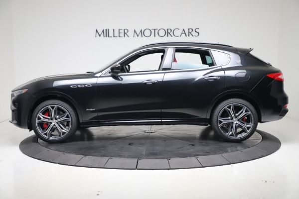 New 2020 Maserati Levante S Q4 GranSport for sale $103,585 at Maserati of Greenwich in Greenwich CT 06830 3