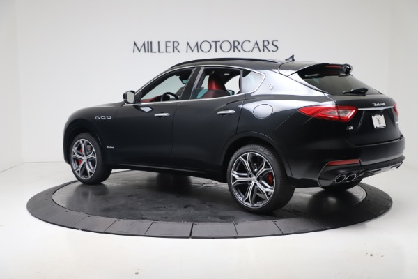 New 2020 Maserati Levante S Q4 GranSport for sale $103,585 at Maserati of Greenwich in Greenwich CT 06830 4