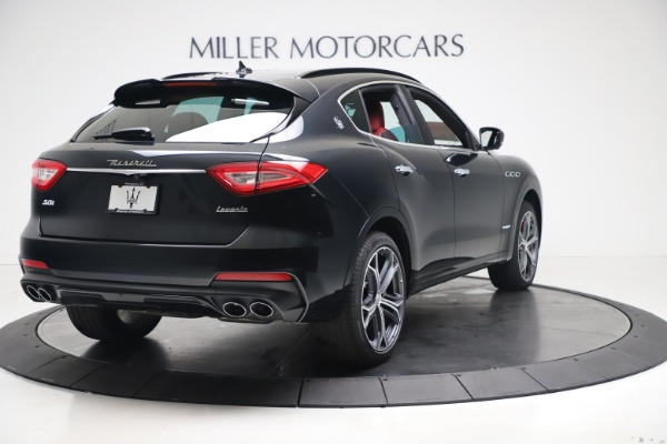 New 2020 Maserati Levante S Q4 GranSport for sale $103,585 at Maserati of Greenwich in Greenwich CT 06830 7