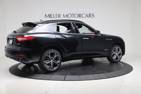 New 2020 Maserati Levante S Q4 GranSport for sale $103,585 at Maserati of Greenwich in Greenwich CT 06830 8
