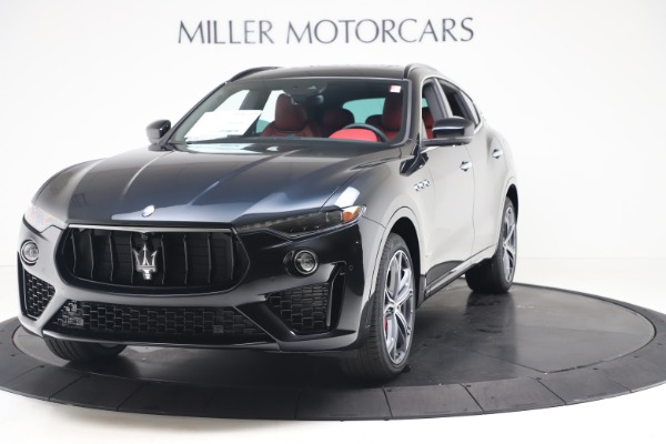 New 2020 Maserati Levante S Q4 GranSport for sale $103,585 at Maserati of Greenwich in Greenwich CT 06830 1
