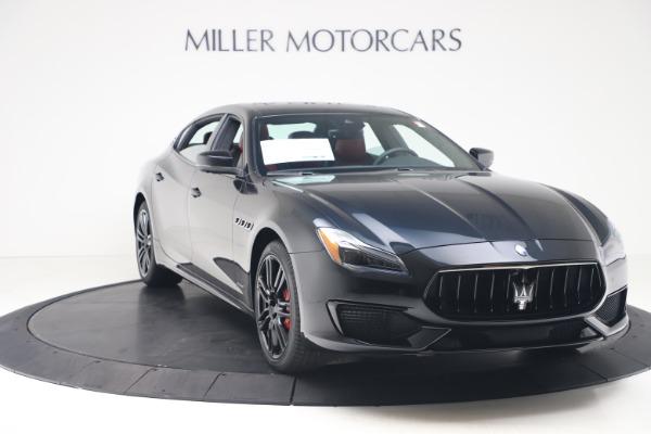 New 2020 Maserati Quattroporte S Q4 GranSport for sale $122,485 at Maserati of Greenwich in Greenwich CT 06830 10