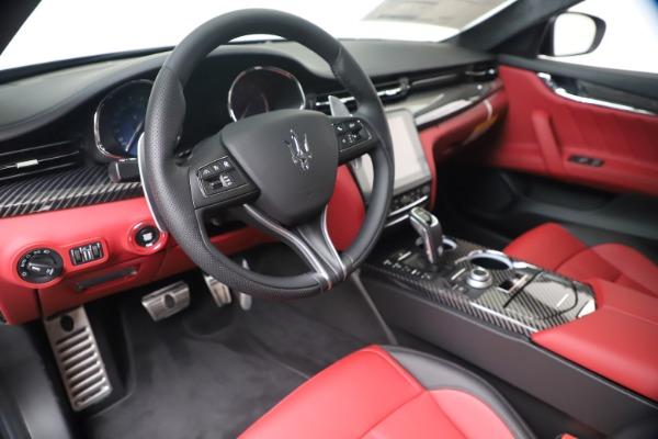 New 2020 Maserati Quattroporte S Q4 GranSport for sale $122,485 at Maserati of Greenwich in Greenwich CT 06830 12