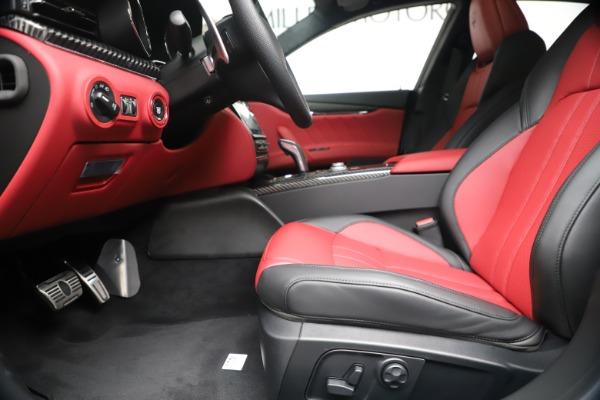 New 2020 Maserati Quattroporte S Q4 GranSport for sale $122,485 at Maserati of Greenwich in Greenwich CT 06830 13