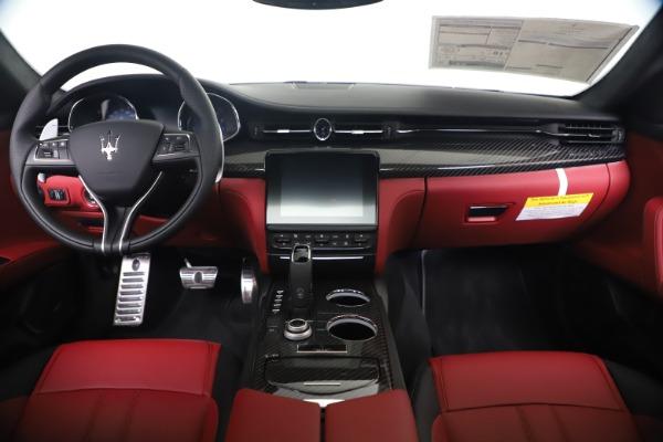 New 2020 Maserati Quattroporte S Q4 GranSport for sale $122,485 at Maserati of Greenwich in Greenwich CT 06830 15