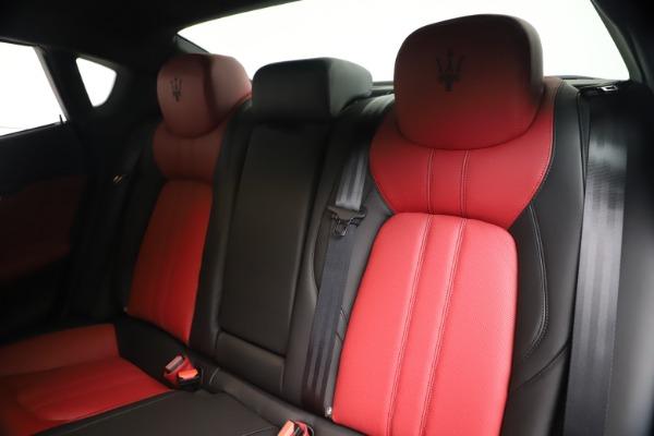 New 2020 Maserati Quattroporte S Q4 GranSport for sale $122,485 at Maserati of Greenwich in Greenwich CT 06830 17