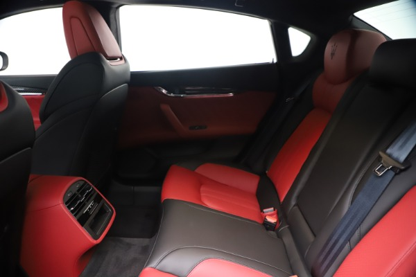 New 2020 Maserati Quattroporte S Q4 GranSport for sale $122,485 at Maserati of Greenwich in Greenwich CT 06830 18