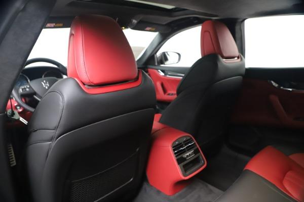 New 2020 Maserati Quattroporte S Q4 GranSport for sale $122,485 at Maserati of Greenwich in Greenwich CT 06830 19