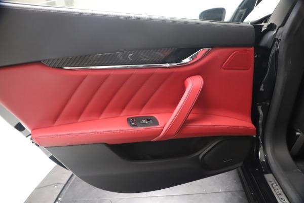 New 2020 Maserati Quattroporte S Q4 GranSport for sale $122,485 at Maserati of Greenwich in Greenwich CT 06830 20