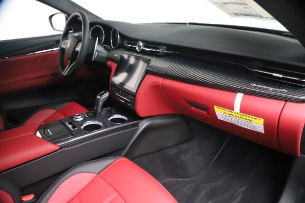 New 2020 Maserati Quattroporte S Q4 GranSport for sale $122,485 at Maserati of Greenwich in Greenwich CT 06830 21