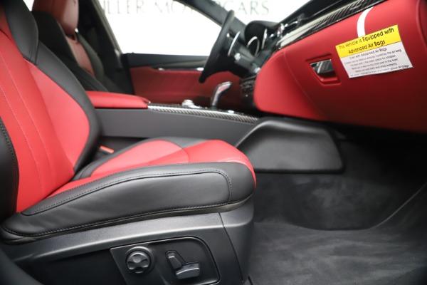 New 2020 Maserati Quattroporte S Q4 GranSport for sale $122,485 at Maserati of Greenwich in Greenwich CT 06830 22