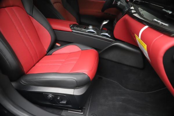 New 2020 Maserati Quattroporte S Q4 GranSport for sale $122,485 at Maserati of Greenwich in Greenwich CT 06830 23
