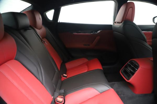 New 2020 Maserati Quattroporte S Q4 GranSport for sale $122,485 at Maserati of Greenwich in Greenwich CT 06830 26