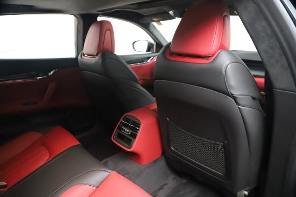New 2020 Maserati Quattroporte S Q4 GranSport for sale $122,485 at Maserati of Greenwich in Greenwich CT 06830 27