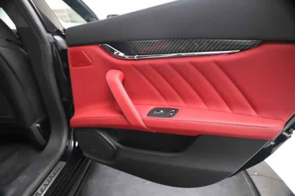 New 2020 Maserati Quattroporte S Q4 GranSport for sale $122,485 at Maserati of Greenwich in Greenwich CT 06830 28