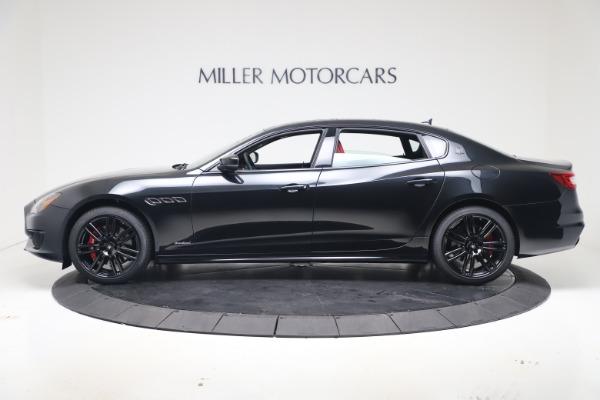 New 2020 Maserati Quattroporte S Q4 GranSport for sale $122,485 at Maserati of Greenwich in Greenwich CT 06830 3