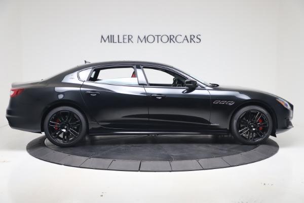 New 2020 Maserati Quattroporte S Q4 GranSport for sale $122,485 at Maserati of Greenwich in Greenwich CT 06830 8