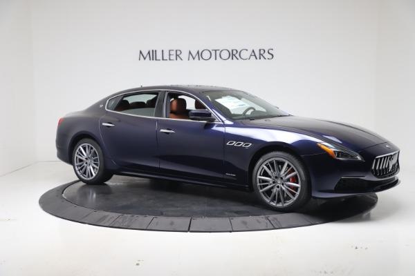 New 2020 Maserati Quattroporte S Q4 GranLusso for sale $117,935 at Maserati of Greenwich in Greenwich CT 06830 10