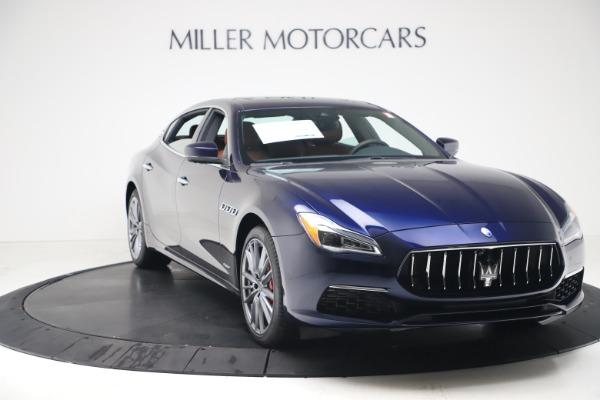 New 2020 Maserati Quattroporte S Q4 GranLusso for sale $117,935 at Maserati of Greenwich in Greenwich CT 06830 11