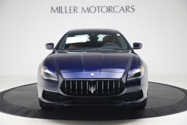 New 2020 Maserati Quattroporte S Q4 GranLusso for sale $117,935 at Maserati of Greenwich in Greenwich CT 06830 12