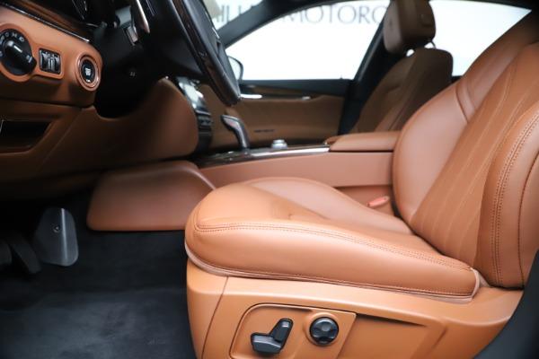 New 2020 Maserati Quattroporte S Q4 GranLusso for sale $117,935 at Maserati of Greenwich in Greenwich CT 06830 14