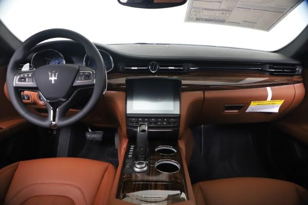 New 2020 Maserati Quattroporte S Q4 GranLusso for sale $117,935 at Maserati of Greenwich in Greenwich CT 06830 16