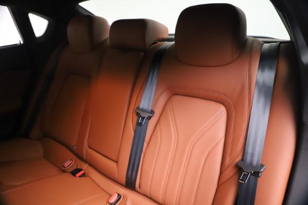 New 2020 Maserati Quattroporte S Q4 GranLusso for sale $117,935 at Maserati of Greenwich in Greenwich CT 06830 18