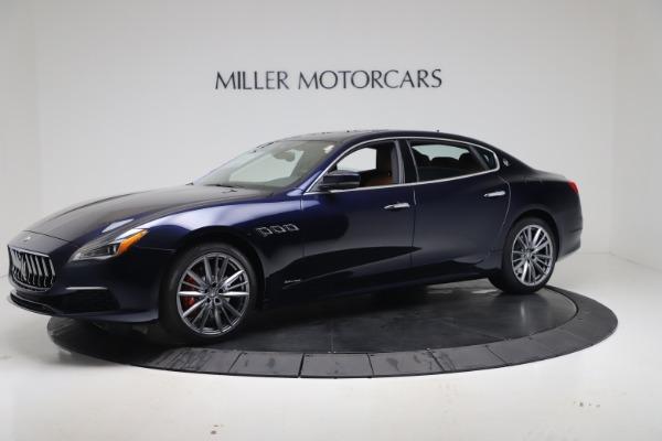 New 2020 Maserati Quattroporte S Q4 GranLusso for sale $117,935 at Maserati of Greenwich in Greenwich CT 06830 2