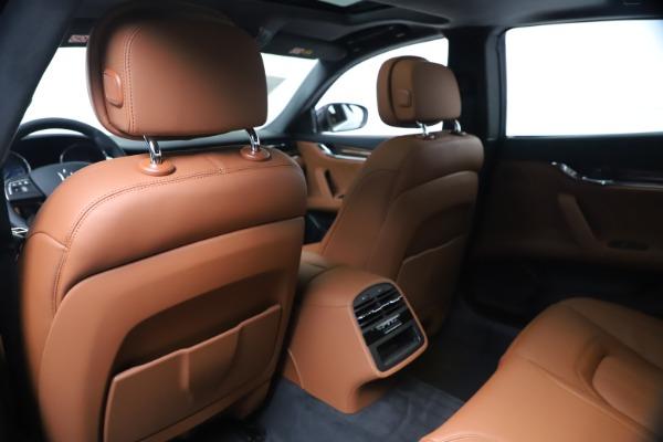 New 2020 Maserati Quattroporte S Q4 GranLusso for sale $117,935 at Maserati of Greenwich in Greenwich CT 06830 20