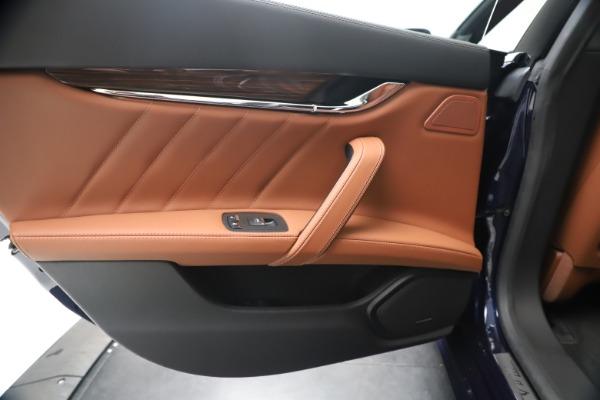 New 2020 Maserati Quattroporte S Q4 GranLusso for sale $117,935 at Maserati of Greenwich in Greenwich CT 06830 21