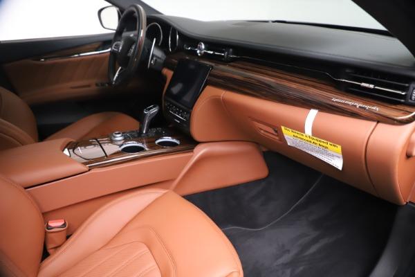 New 2020 Maserati Quattroporte S Q4 GranLusso for sale $117,935 at Maserati of Greenwich in Greenwich CT 06830 22