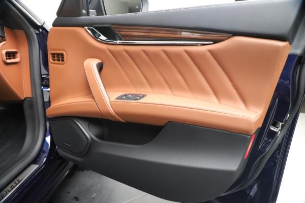 New 2020 Maserati Quattroporte S Q4 GranLusso for sale $117,935 at Maserati of Greenwich in Greenwich CT 06830 25