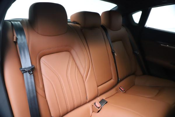 New 2020 Maserati Quattroporte S Q4 GranLusso for sale $117,935 at Maserati of Greenwich in Greenwich CT 06830 26