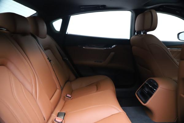 New 2020 Maserati Quattroporte S Q4 GranLusso for sale $117,935 at Maserati of Greenwich in Greenwich CT 06830 27