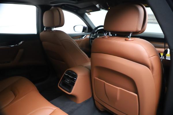 New 2020 Maserati Quattroporte S Q4 GranLusso for sale $117,935 at Maserati of Greenwich in Greenwich CT 06830 28